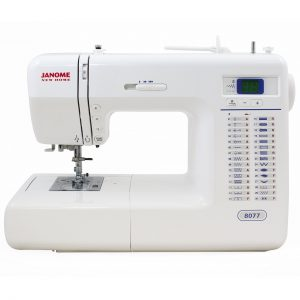 Janome 8077 Computerized Sewing Machine