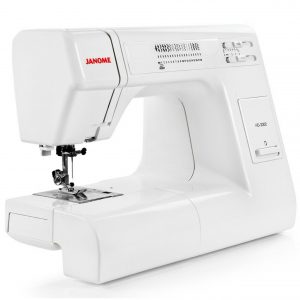 Janome HD3000 Heavy Duty Sewing Machine Product Image